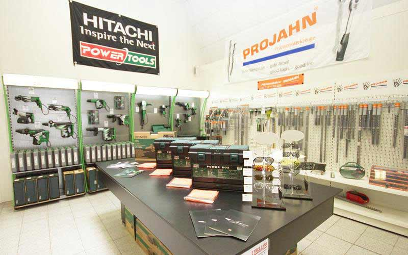 HITACHI Werkzeuge bei ADT Diamanttechnik