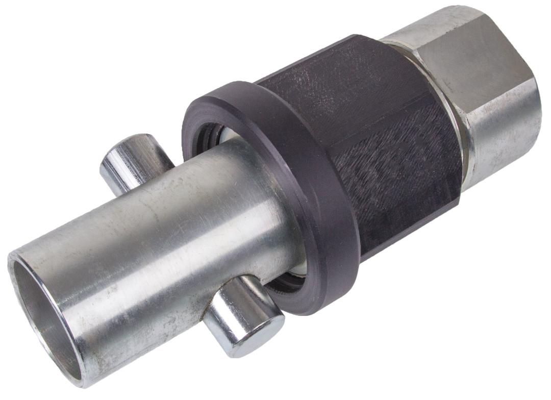 Bohrkronen Adapter von 1 1/4 Zoll UNC auf Cooler System Bajonett
