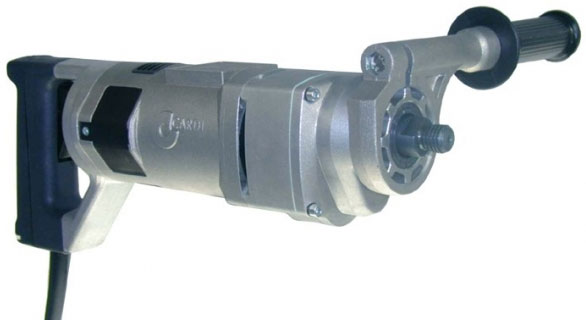 CARDI T 1800-162 Trockenbohrmaschine Kernbohrgerät trocken Kernbohrmaschine