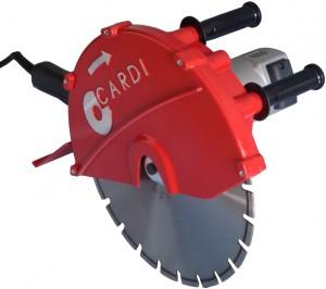 CARDI TP 400 Handsäge Trennsäge Handtrennsäge