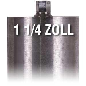 Diamant-Bohrkrone Kernlochbohrer Kernbohrer 1 1/4 Zoll