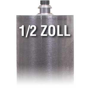 Diamant-Bohrkrone Kernlochbohrer Kernbohrer 1/2 Zoll