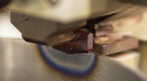 Diamantbohrkronen Fertigung