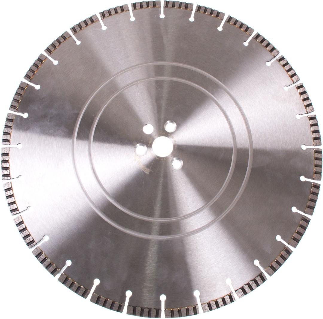 Diamantscheibe 3-Loch-Flansch Bohrung Holland LBTH