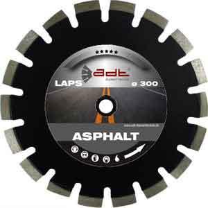 Diamanttrennscheibe Diamantscheibe Asphalt Estrich Premium LAPS