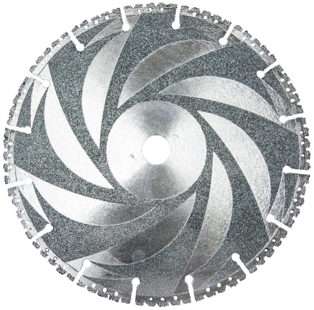 Diamantscheibe Diamanttrennscheibe Diascheibe Universal galvanisiert Profi High Performance Trennscheibe