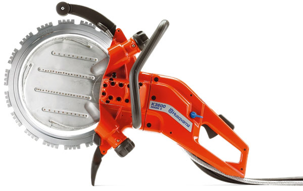 Husqvarna K3600 MK II Hydraulik Trennschleifer Handsäge